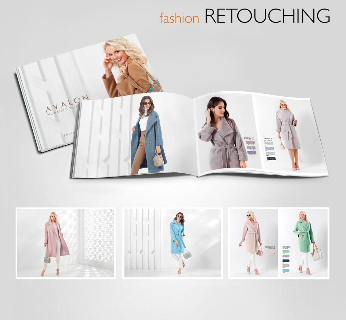 retouching agency